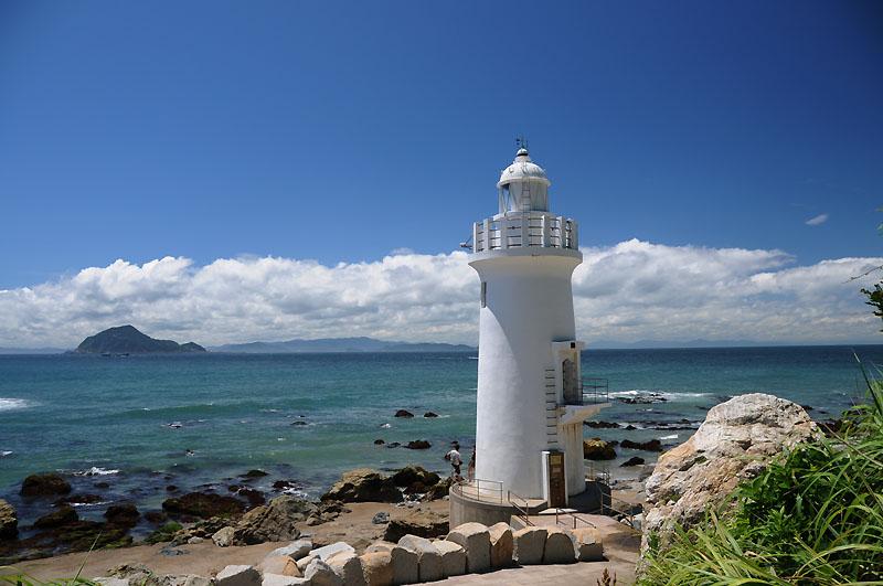 伊良湖岬灯台|日本の灯台
