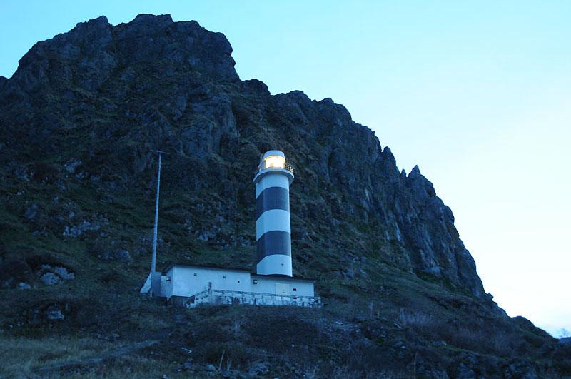 北見神威岬灯台|日本の灯台