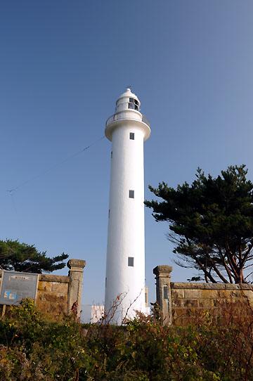 魹ヶ埼灯台|日本の灯台